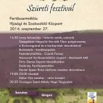 Szüreti fesztivál 2014